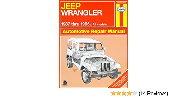 1989 jeep wrangler yj owners manual