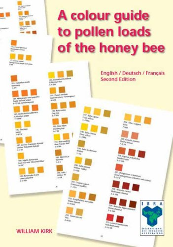 A Colour Guide to Pollen Loads of the Honey Bee pdf epub