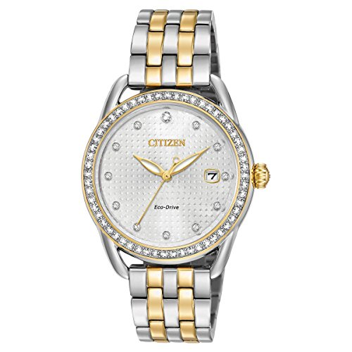 Citizen Women's Eco-Drive Two-Tone Stainless Steel ()