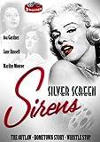 Silver Screen Sirens: Marilyn Monroe | Jane Russell | Ava Gardner (2 Disc Set)