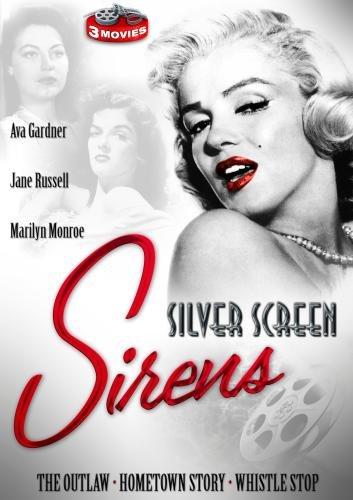 Silver Screen Sirens: Marilyn Monroe | Jane Russell | Ava Gardner (2 Disc Set)]()