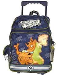 Scooby Doo and Shaggy Rolling Backpack Large