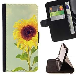 - Music Soldier - - Prima caja de la PU billetera de cuero con ranuras para tarjetas, efectivo desmontable correa para l Funny HouseFOR Samsung Galaxy S5 Mini, SM-G800