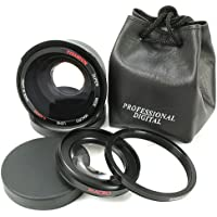 0.42x Fish-Eye /Wide-Angle Converter for SONY Alpha 230, 330, 350, 380