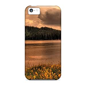 Flexible Tpu Back Case Cover For Iphone 5c - Just Another Lscape by lolosakes