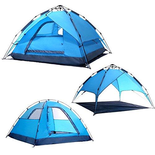 MCCHydraulische 3-4 Personen Zelt Zelte outdoor Zelten Zelt