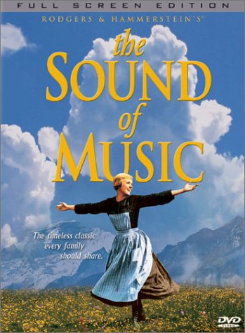 Amazon Com The Sound Of Music Single Disc Full Screen Edition