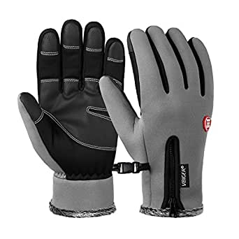 Amazon.com: VBG VBIGER Winter Gloves Touch Screen Driving