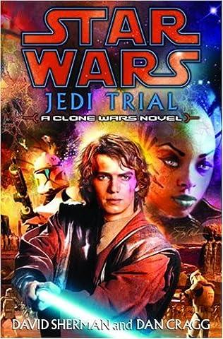 book cover of Jedi Trial