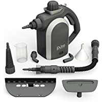 PureClean Handheld Steam Cleaner with 9-Pc. Accessory Set