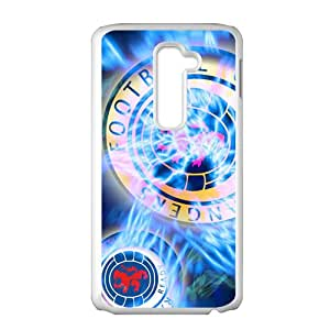 Shiny blue football club Cell Phone Case for LG G2