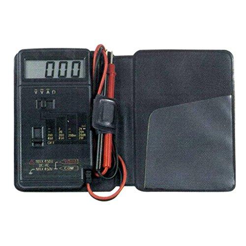 OKSLO Morris 57060 - Pocket Digital Multimeter with Vinyl Case
