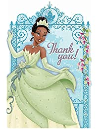 Princess and the Frog Thank-You Cards w/ Envelopes (8ct) BOBEBE Online Baby Store From New York to Miami and Los Angeles