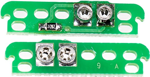 (APDTY 015218 Pump Mounted Driver PMD Module Calibration Resistor Number 5 and 9 Fits Select 1994-2002 Chevrolet, GMC, Workhorse Models (See Description For Details; Replaces 12561890))