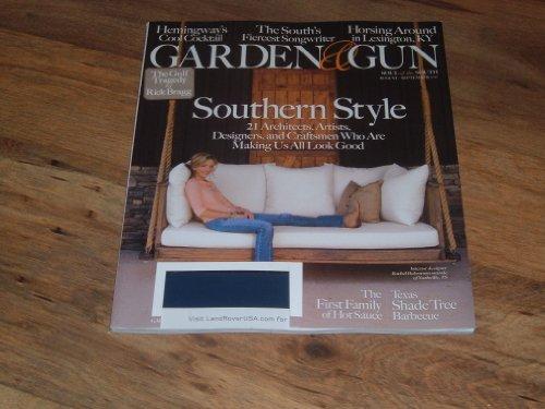 Sauce Hot Texas Recipes - Garden & Gun Magazine (Southern Style, August/ September 2010)