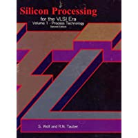 Amazon best sellers best electrical electronic engineering silicon processing for the vlsi era vol 1 process technology fandeluxe Choice Image