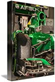 Wall Art Print entitled Caterham F1 by Dave Wilson | 24 x 32