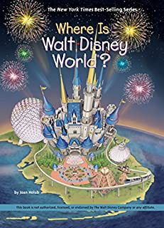 Book Cover: Where Is Walt Disney World?