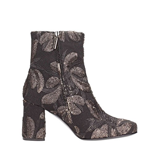 Black Ankle quintana 6411 Boots Pons Women 081wFq