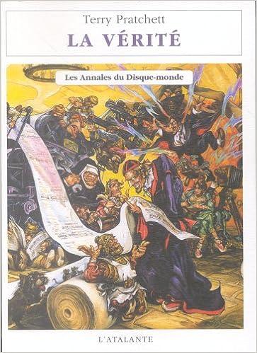 Les annales du disque monde (26) : La Vérité
