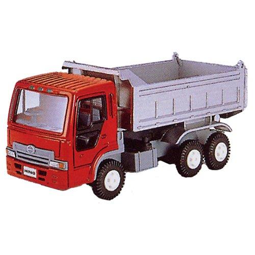 1/55 日野 ダンプトラック(レッド) 「ダイヤペット」 T-205