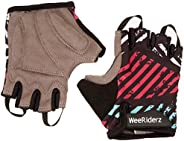 ZippyRooz Toddler & Little Kids Bike Gloves for Balance and Pedal Bicycles (Formerly WeeRiderz) for Ages 1