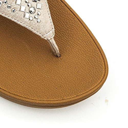 Fitflop Dames Novy Sandaal Naakt
