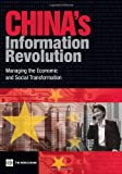 China's Information Revolution, Christine Zhen-Wei Qiang, 082136720X