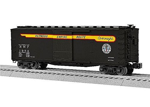 Lionel O Northwestern Pacific Double Sheath Boxcar