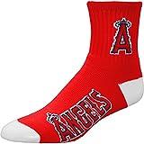 MLB mens Men's Team Quarter Socks