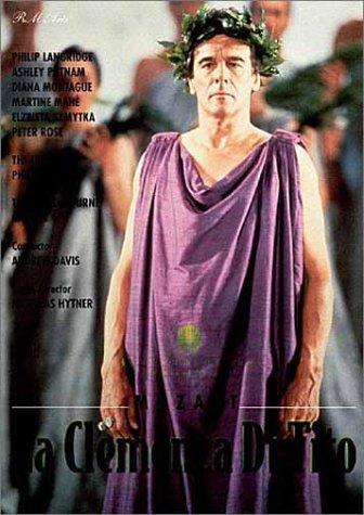 Mozart – La Clemenza di Tito / Nicholas Hytner · Andrew Davis · Philip Langridge · Glyndebourne Opera