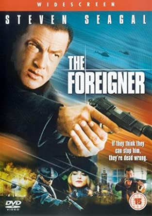 The Foreigner [DVD]: Amazon.co.uk: Steven Seagal, Max Ryan, Harry ...