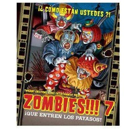 Edge - Juego de tablero (UBIZB07) [Importado] - Zombies 7 Que entren los Payasos: Amazon.es: Juguetes y juegos