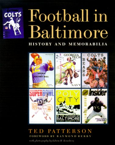 Football in Baltimore: History and Memorabilia