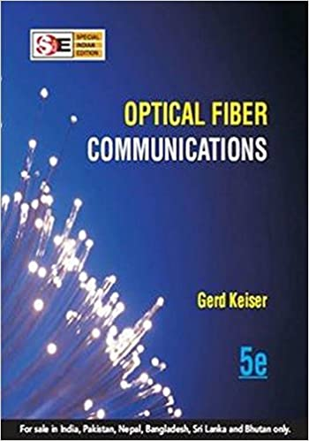 Optical Fiber Communication By Gerd Keiser Third Edition Ebook