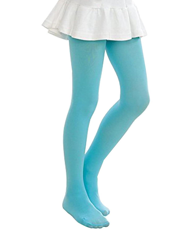 Niñas Elástico Pantimedias Medias Leggings Panties Medias Ballet Medias Con Pies