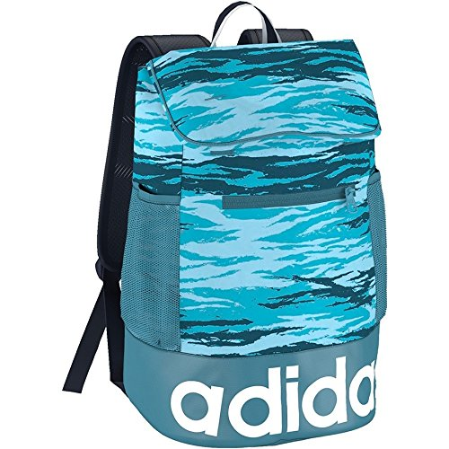 ea4cc88ecdbc Galleon - Adidas Backpack Bag Linear Performance Blue AY5065 One Size