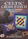 img - for Celtic cross stitch by Gail Lawther (1997-01-27) book / textbook / text book