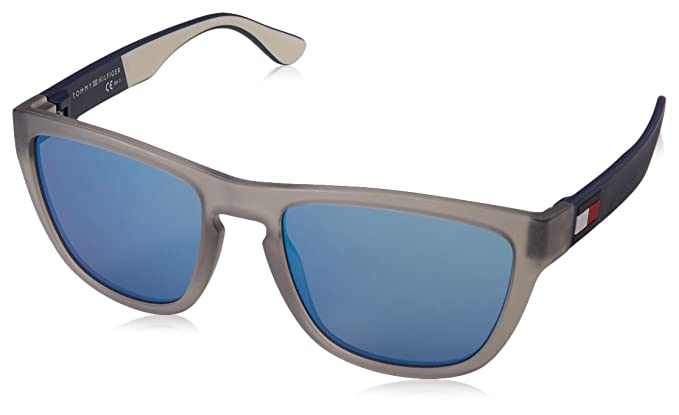 Tommy Hilfiger TH 1557/S Gafas de sol, Gris (MATT GREY), 54 ...