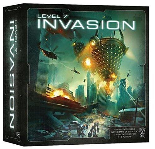 directo de fábrica Level 7 Invasion Invasion Invasion Board Juego by Privateer Press  promociones emocionantes