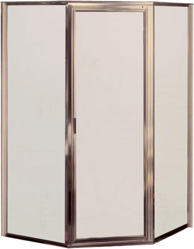 Jacuzzi j921866 para mampara de ducha de cristal esmerilado para ...