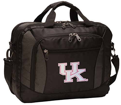 Broad Bay Womens University of Kentucky Laptop Bag Best NCAA UK Wildcats Computer Bags (Wildcats Bag Kentucky Ncaa Laptop)