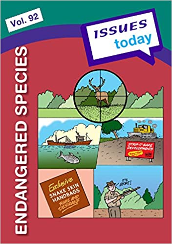 Endangered Species (vol. 92 Issues Today Series)