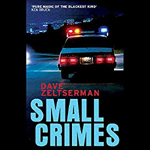 Small Crimes Audiobook