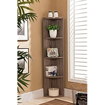 shelf ambie white ideas detailed corner love bookshelf short