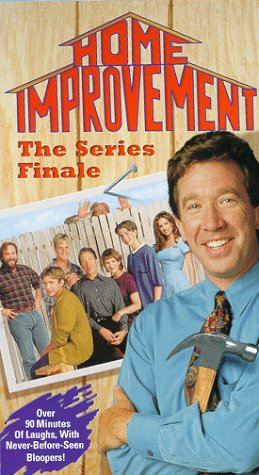 Home Improvement: Series Finale [VHS]