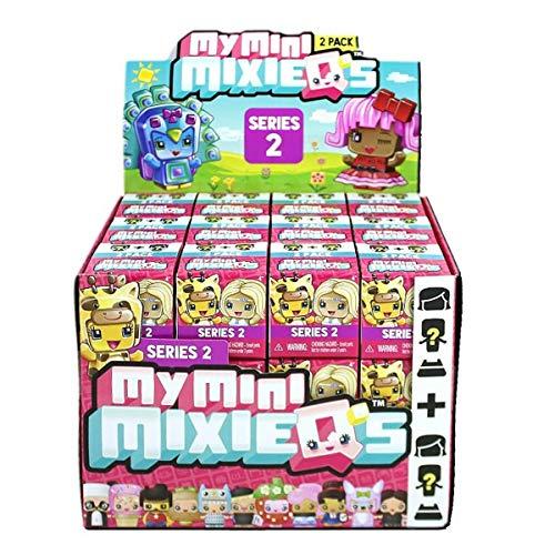 (My Mini MixieQ2-Pack Box Figures Series 2 - 36 Blind Boxes Full Box)
