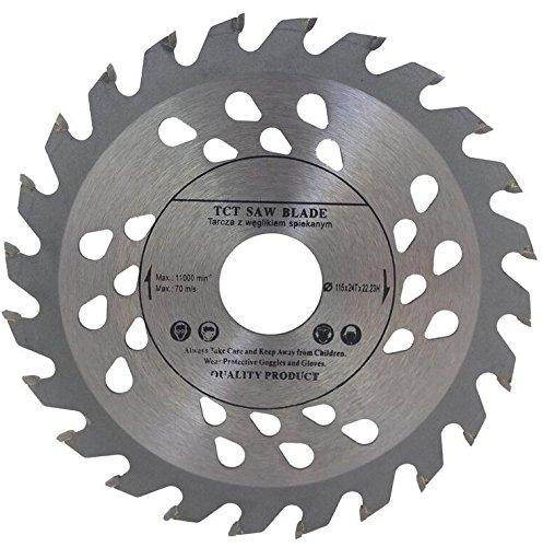 8 opinioni per Legno Lama per smerigliatrice angolare, 115mm, per dischi da taglio circolare