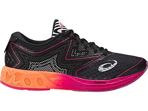 Running ASICS Shoe Peacock Women's Noosa Pink FF Black Hot Orange xAAtr