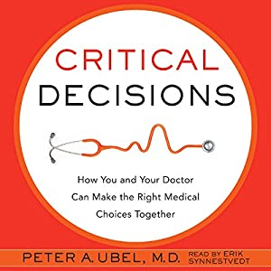 Critical Decisions Audiobook